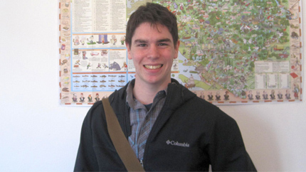 Daniel Herschlag, American Abroad Student of the Month for April 2015