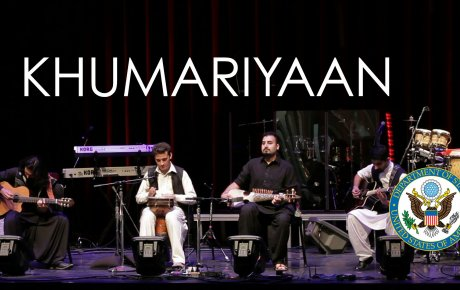 Khumariyaan, a hyper-folk group from Pakistan