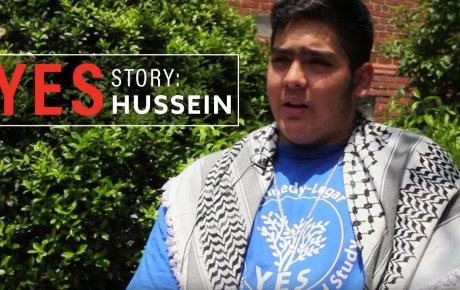 YES participant Hussein