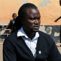 Still image of Mark Chilongu.