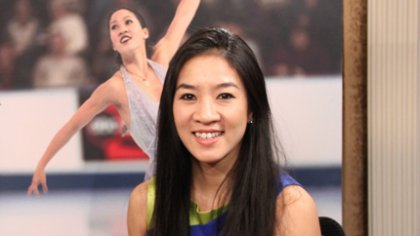 Photo of Michelle Kwan