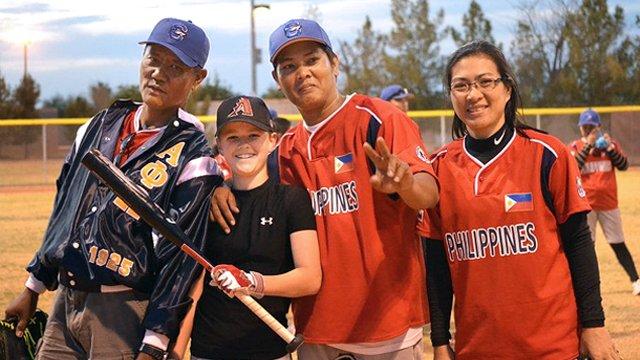 Philippines Program In Phoenix Baseball Sports Visitors