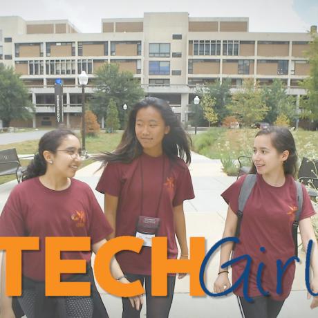 tech girls