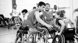 Turkey wheelchair basketball participants.
