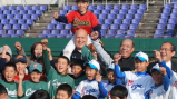 Cal Ripken Jr. traveled to Japan to work with kids affected by the 2011 earthquake and tsunami.