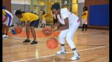 DRC basketball visitors experienced an intense clinic in Rockville, MD.