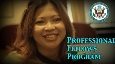 Professional Fellows Program: Building Connections between the Philippines and the U.S.