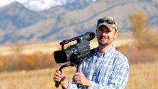 Student Filmmaker Documents Wildlife Conservation