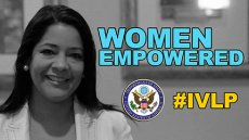 Women Empowered #IVLP