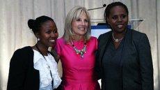 Dr. Jill Biden Joins TechWomen Mentors and Leaders to Hear Their Mentoring Stories