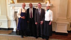 Food Diplomacy Brings Egyptian Culinary Professional to the Table for a Taste of America