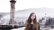 YES Abroad participant Alessandra Gest from Texas studied in Bosnia and Herzegovina