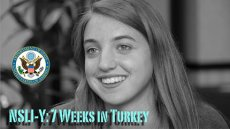 Language Scholarships for High School Students NSLI-Y: 7-Weeks in Turkey
