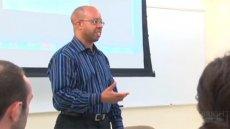 Doug Mitchell, Fulbright U.S. Scholar, 2007