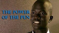 The Power of the Pen: Garang John, Edward R. Murrow Participant