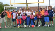 Venezuelan Deaf Sports Educators Learn New Skills to Take Home