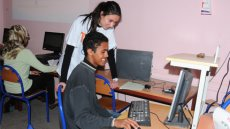 Radia Soulmani, 2013 TechGirls Alumna from Safi, Morocco, tells us how TechGirls inspired her to help her community.