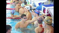American Swimmers Travel to Russia