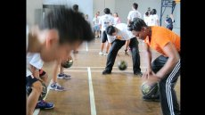 Former NBA & WNBA Players Host Basketball Clinics in Indonesia
