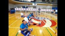 Kazakhstan Sitting Volleyball Team Comes to the U.S.