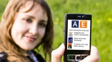 American English Launches New Mobile Application
