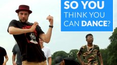 Next Level Hip-Hop Cypher at the Lincoln Memorial