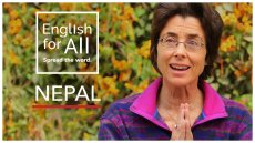 A Day In A Life of a Fellow - Nepal #EnglishForAll