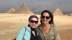 Citizen Diplomats Adrienne & Riham on IVLP