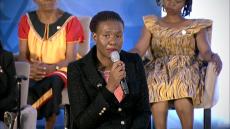 International Women of Courage: Malebogo Molefhe
