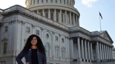 Gilman Experience Leads to Congressional Internship and Passion for Public Service