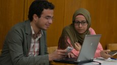 Egyptian Student Credits Stevens Initiative-supported M2GATE Program for Recent Success