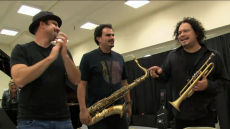 Ozomatli and Cultural Visitors Jam Session
