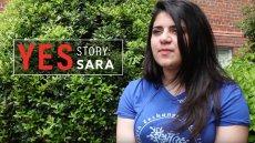 YES Story: Sara
