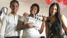 Arlyn Shares Her Dream of Becoming a Film Director in Her Country