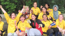 Empowering Women and Girls Through Sport