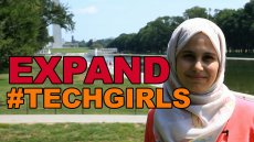 Tala Sallam, a 2014 TechGirl participant from Jordan, is expanding resources for women and girls in her home community.