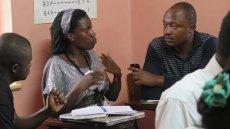 Workshops Bring Community to Ugandan Teachers