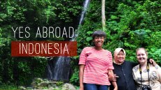 YES ABROAD: Indonesia with Baillie