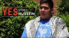 YES Story: Hussein
