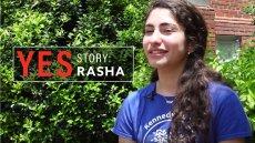 YES Story: Rasha