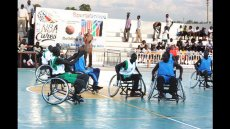 Sam Perkins and Dikembe Mutombo Travel to South Sudan