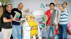 Maker Movement Engages Egyptian Visitors