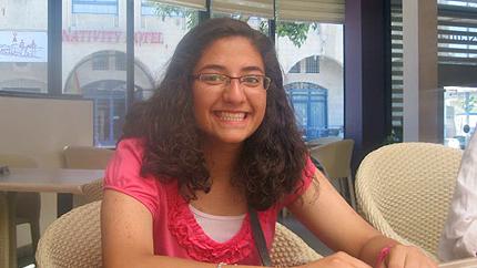 Lara Kasbari.