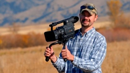Photo of Fulbright U.S. Student filmmaker