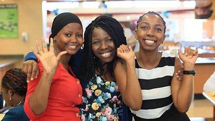 Mandela Washington Fellows explore the US
