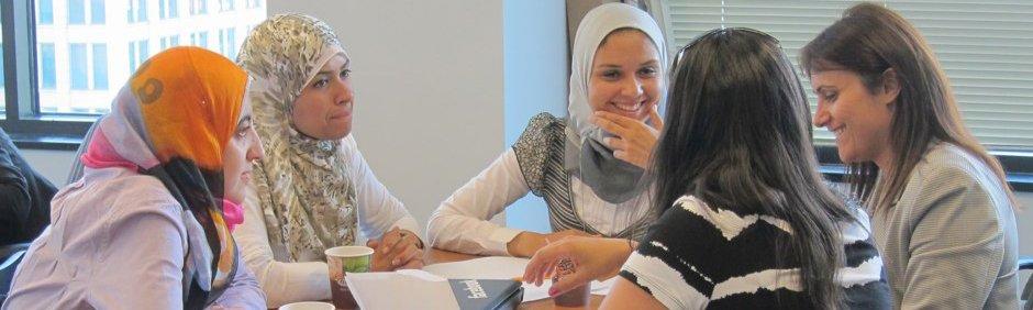 TechWomen participants.