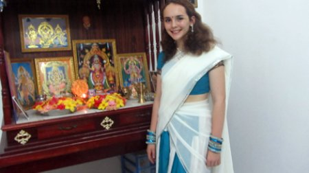 Photo of Hannah - YES Abroad Participant